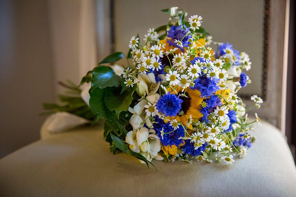 tuscany wedding bouquet