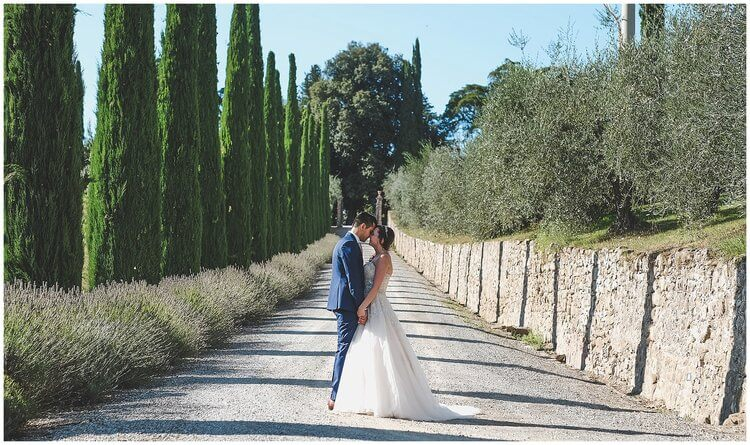 Wedding in Chianti Tuscany Villa Dievole