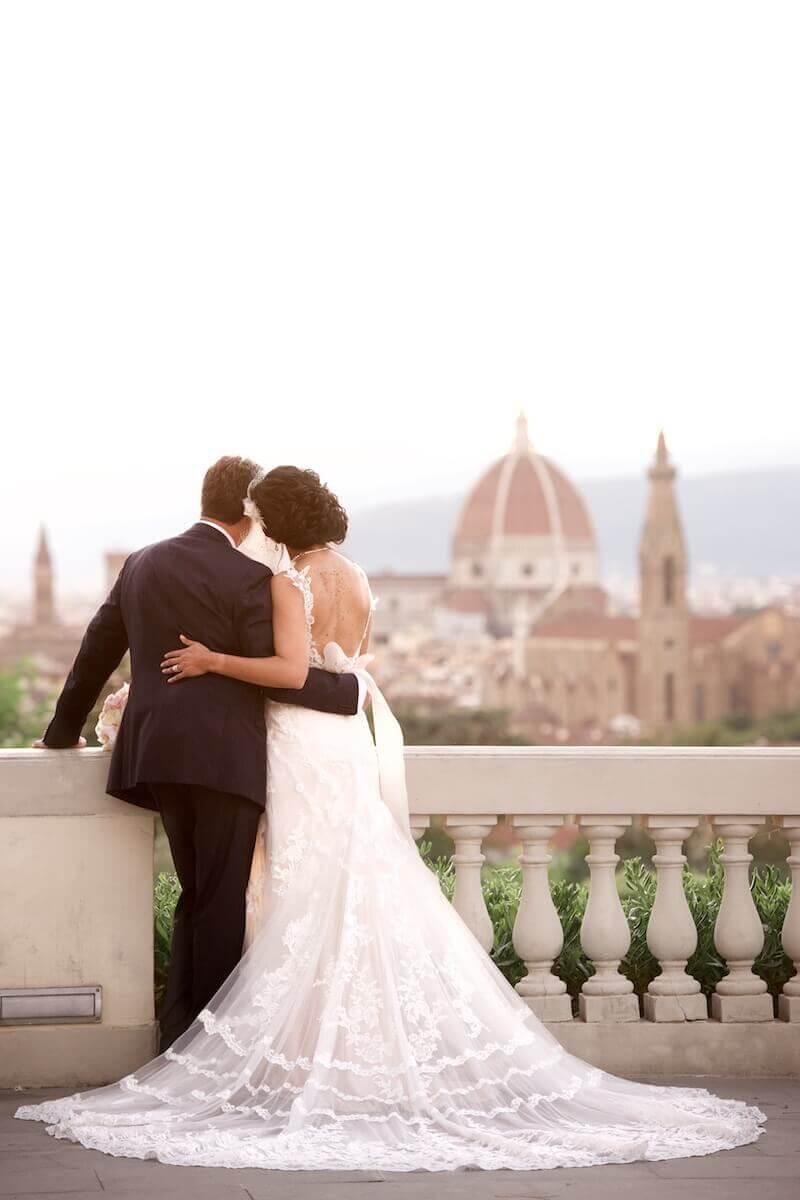 wedding terrace Florence