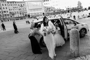 Sulie & Vidal wedding in Siena