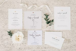 Vicky & Gareth get married in Tuscany