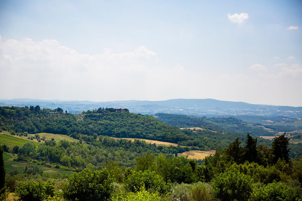 Wonderful Panorama View from the location