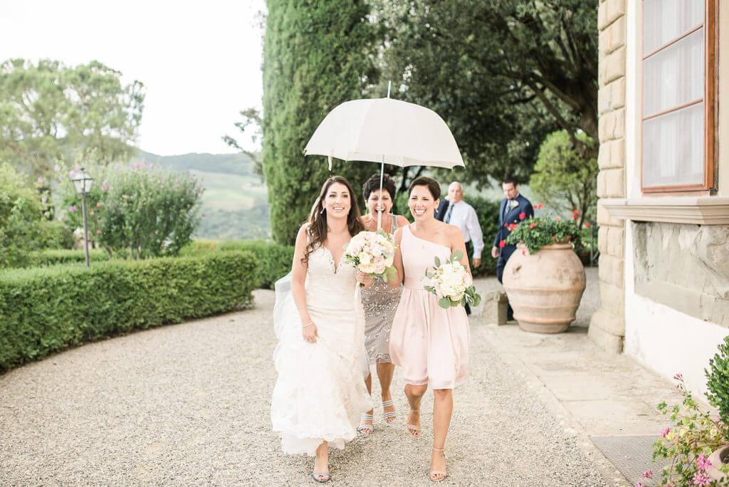religious ceremony in Tuscany