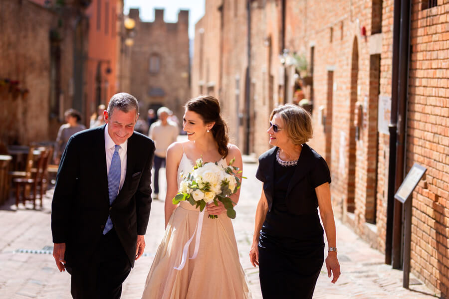 legal wedding in Tuscany