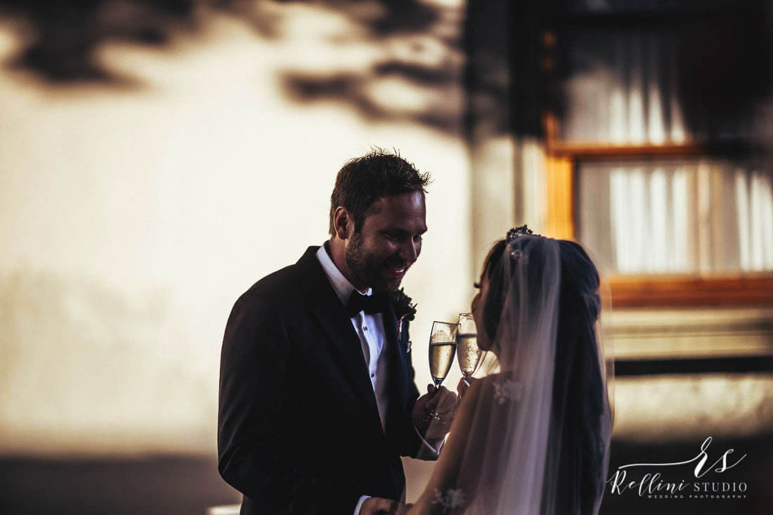 Sara and Christian wedding in Tuscany