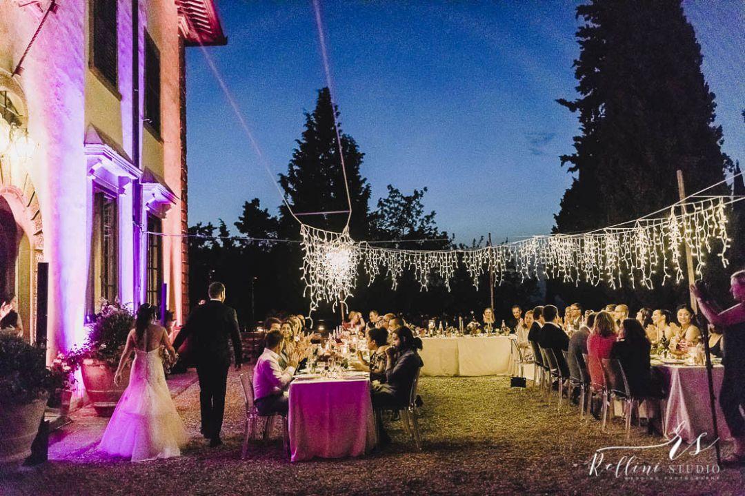 Sara e Christian ceremony in Tuscany