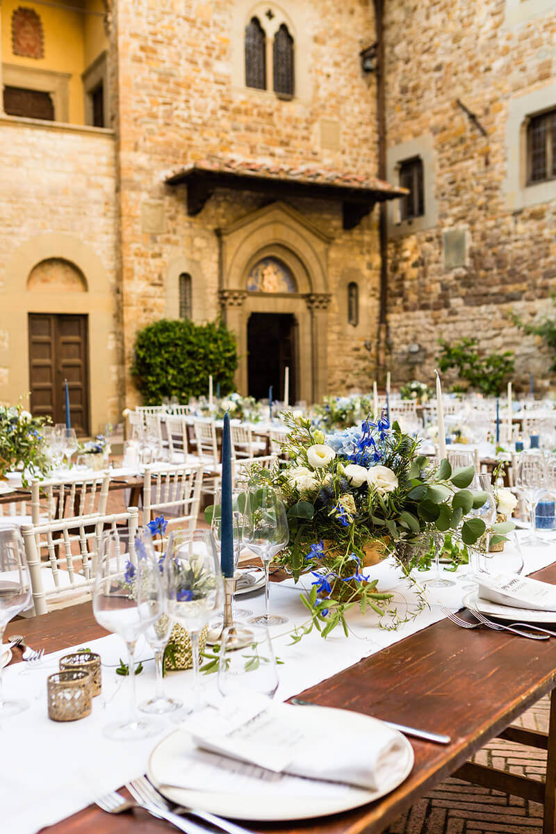 exclusive location for weddings in Tuscany