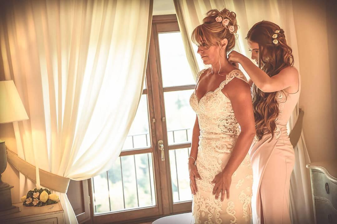 Wedding at Villa Dievole
