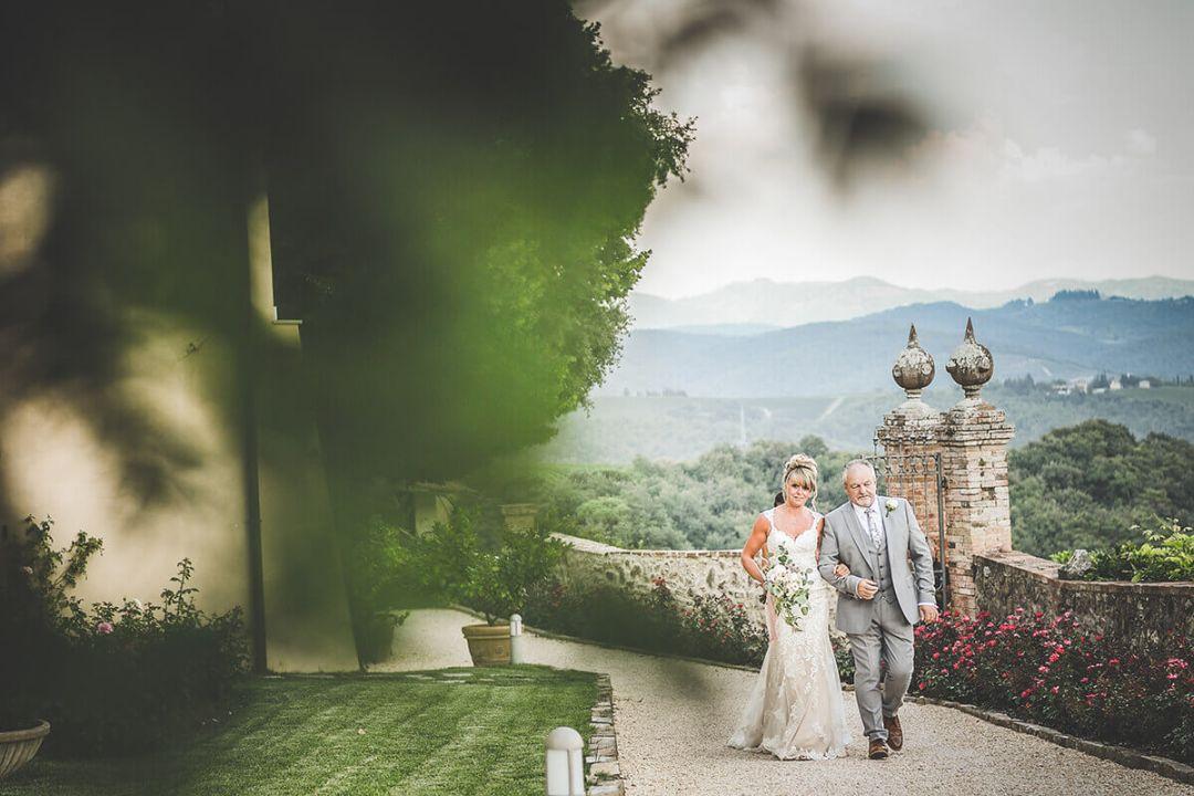 Siena wedding
