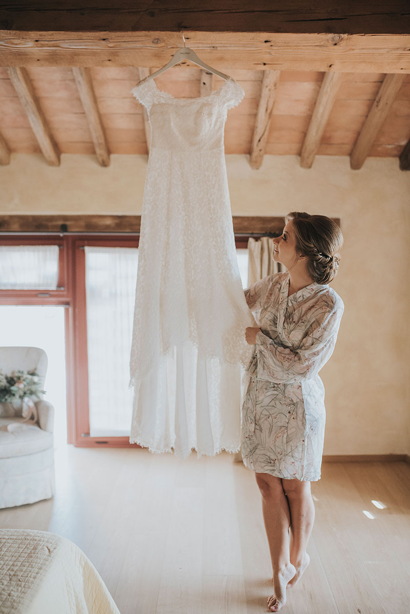 Ceremony in Tuscany