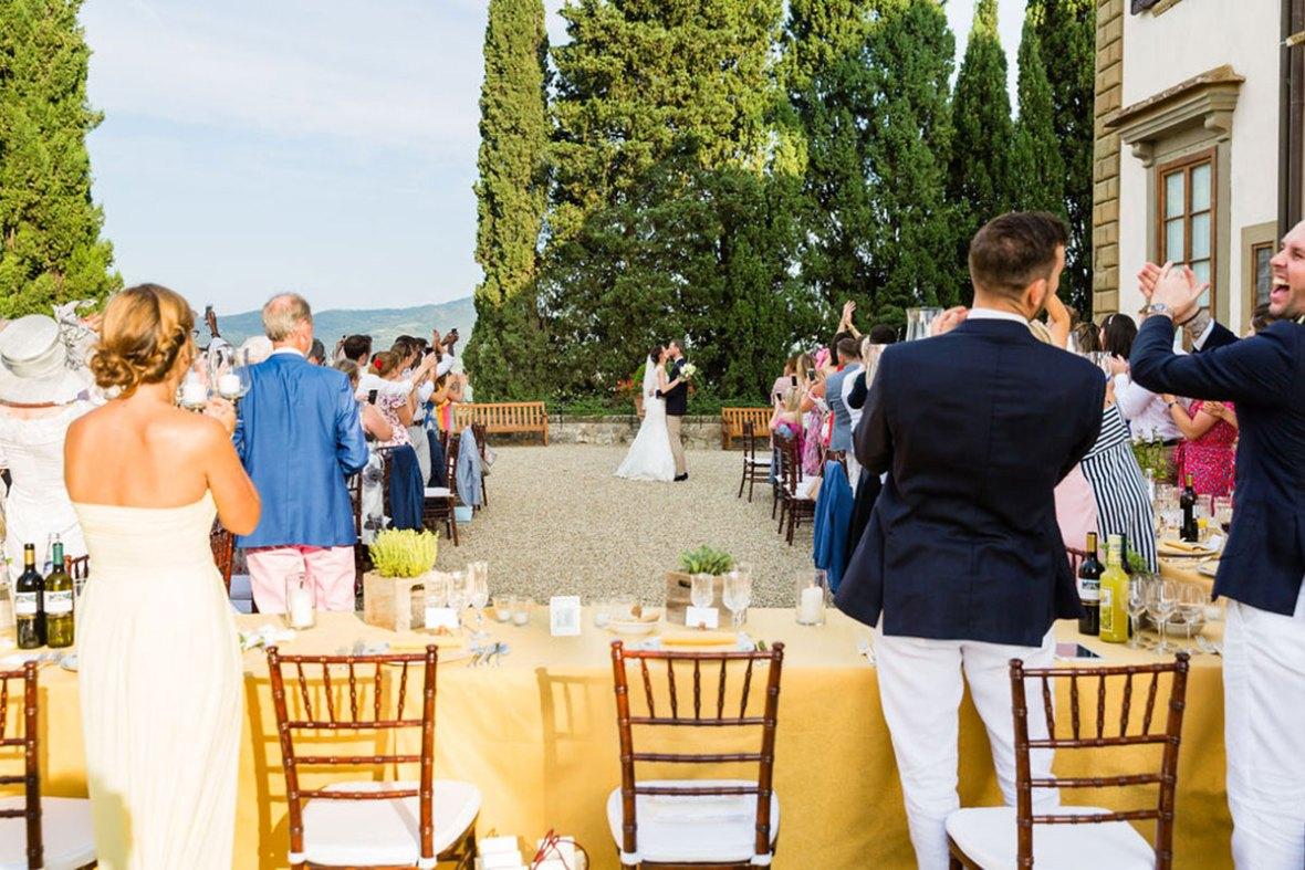 Tuscany for weddings