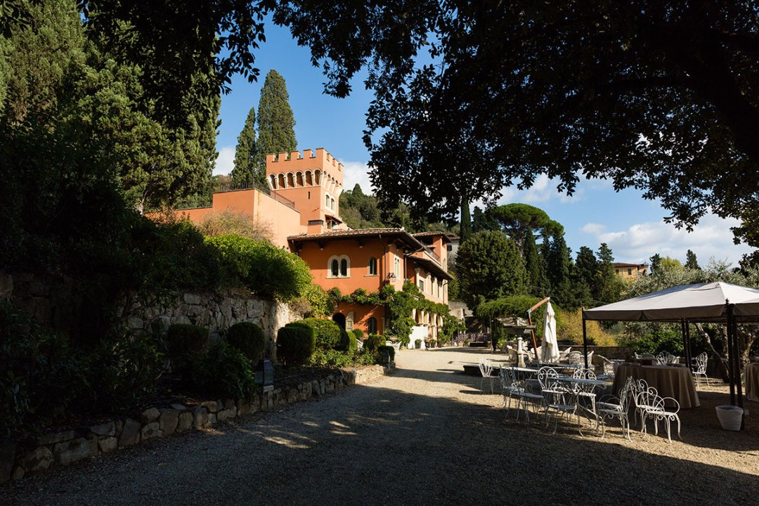 Exclusive location for wedding in Florence