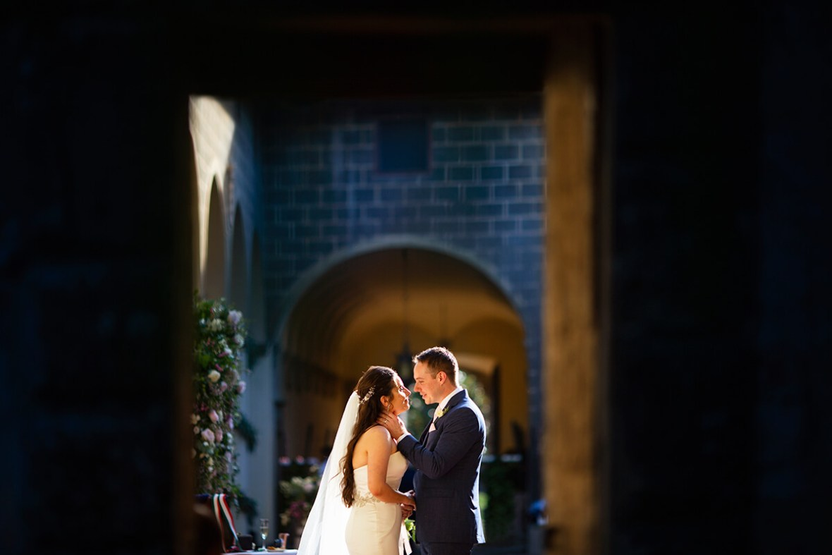 wedding castle for rent in Italy