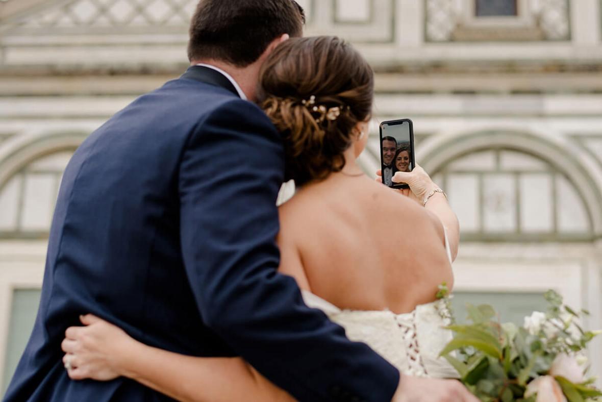 Allison & Michael tuscany wedding