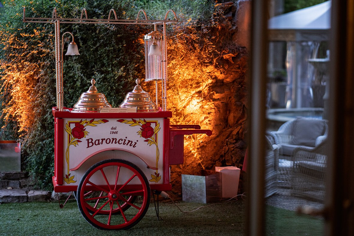 Wedding at Villa le Fontanelle