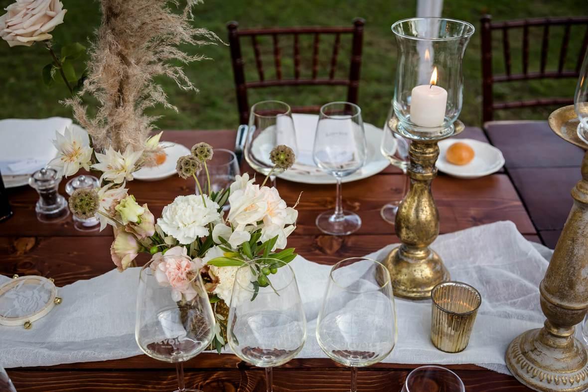 Luxury wedding in Tuscany