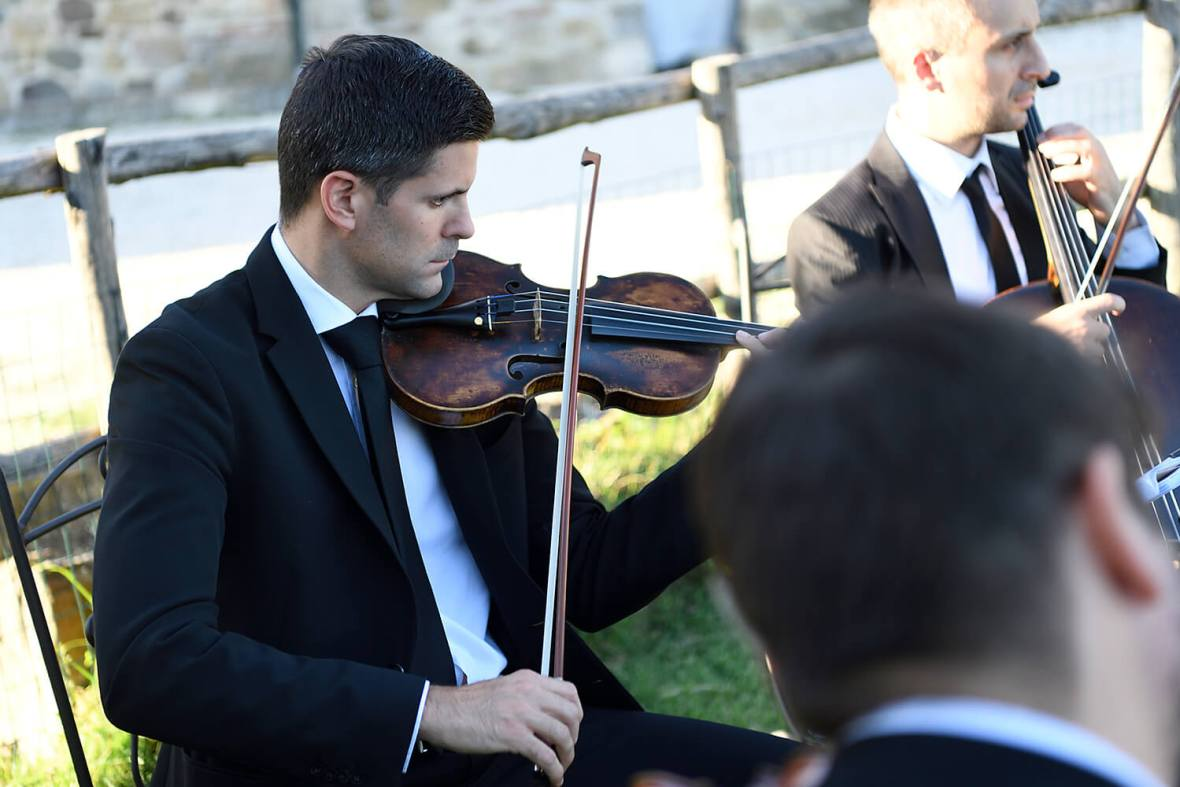 elegant wedding in Siena