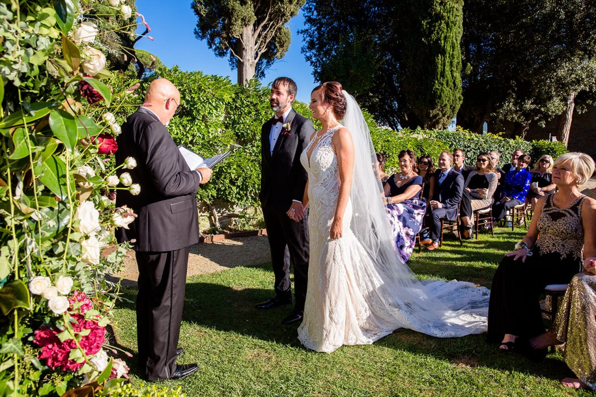 exclusive venue for wedding in Italy