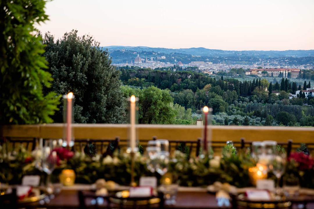 Get married in a Tuscan Villa