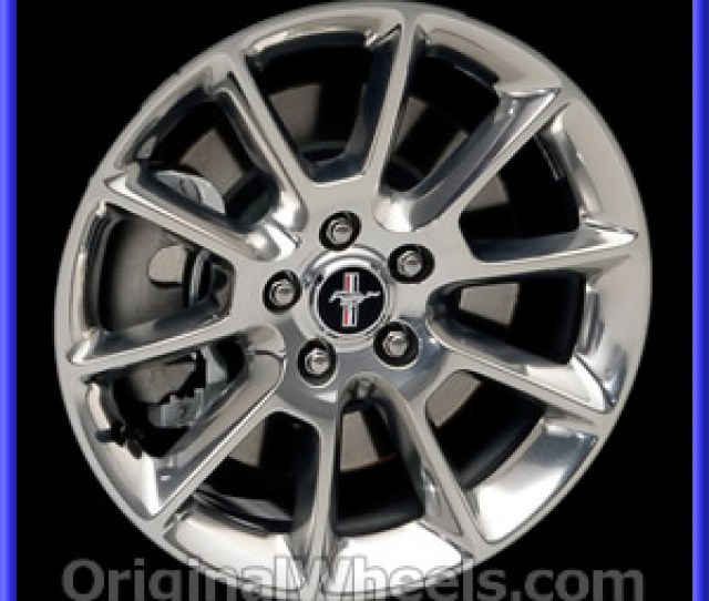 Like New  Ford Mustang Wheels Used  Ford Mustang Rims