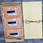 Bath Salts – 3 x 100g in gift box