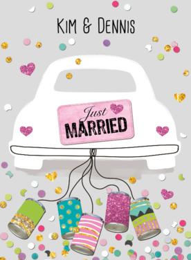 Huwelijkswensen en gedichten