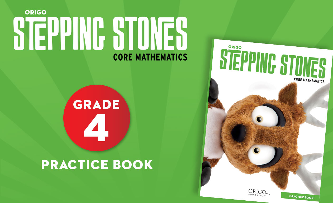 4th Grade Math Practice Book