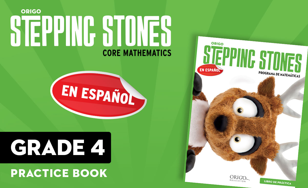 4th Grade Math Practice Book Spanish Edition