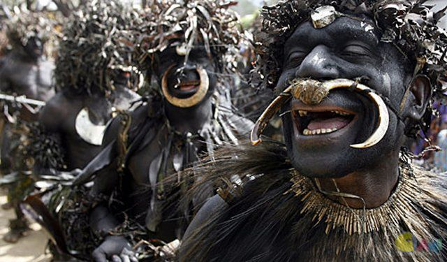 Real men drink semen? |The Sambia Tribe's initiation from Boyz to Men