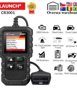 cr3001 araç arıza tespit cihazı
