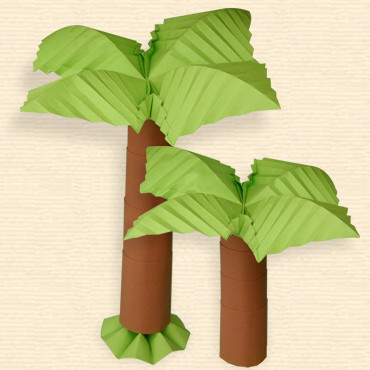 ORILAND GALLERY Palm Tree
