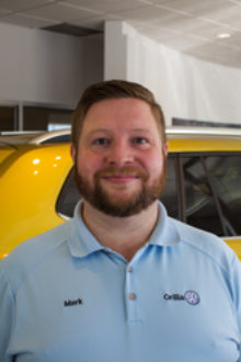 Mark Bramhall - Sales Manager