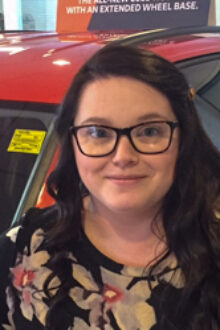 Kathryn Folkes - Sales and Service Administrator