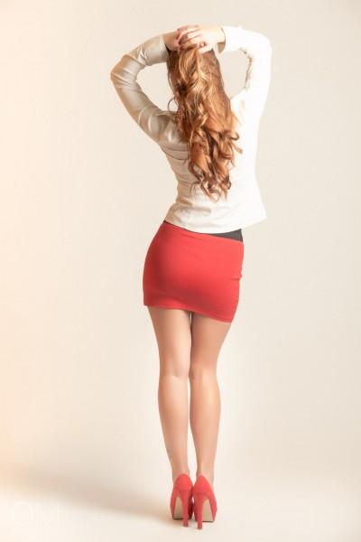 Noelia studio photoshoot