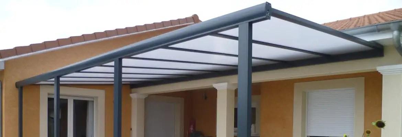 Terrasse bois suspendue photo l moregs - Pergola toit polycarbonate ...