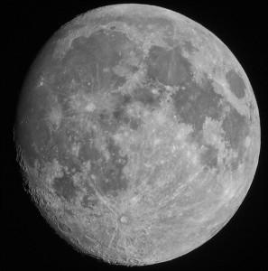 Lune du 5/06/2009 94%