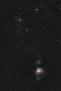 "Orion mars 2016 (10x800 ISO - 90"" - 200mm - f/2.8)"