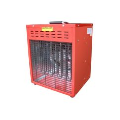 Electric Fan Heaters Simple Indicator Wiring Diagram Ff12t Red Giant Series Industrial Heater 12 7kw 42000btu 415v 50hz