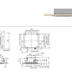 Daikin Split Ac 1 5 Ton Wiring Diagram Of Larynx With Labeling Fujitsu 18 000 Btu On 36