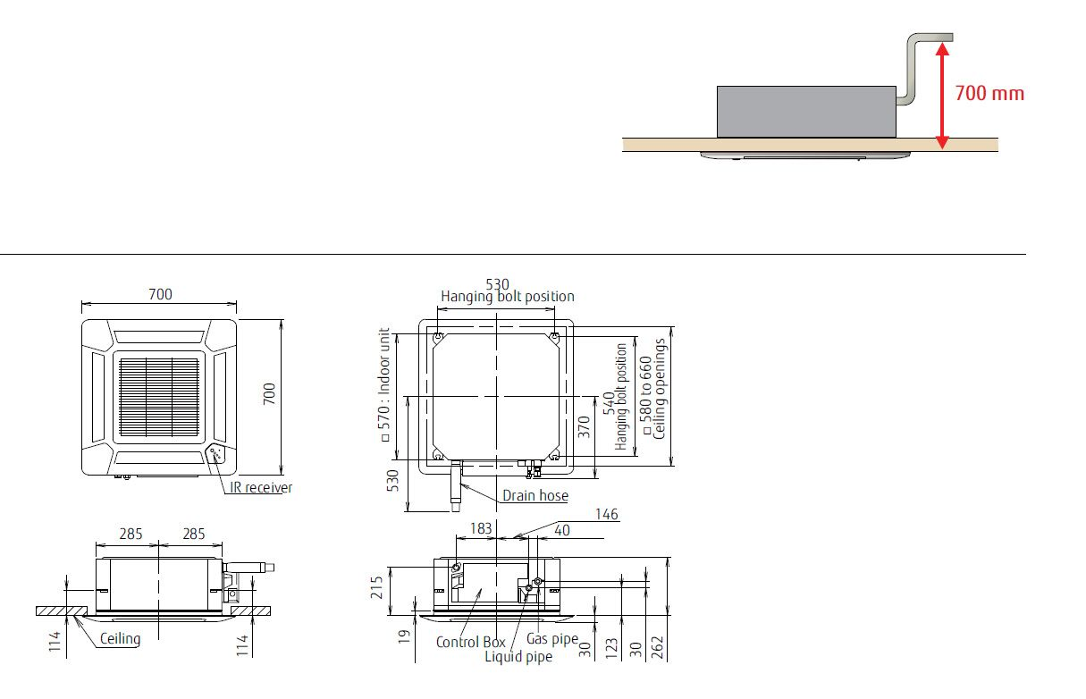 daikin split ac 1 5 ton wiring diagram single phase motor 4 wire fujitsu 18 000 btu on 36