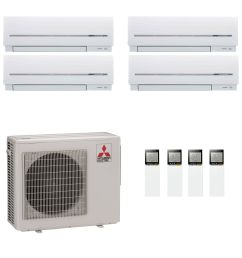 mitsubishi electric air conditioning mxz 5d102va 2 x 3 5 kw 2 x 5 0 kw [ 1400 x 1400 Pixel ]