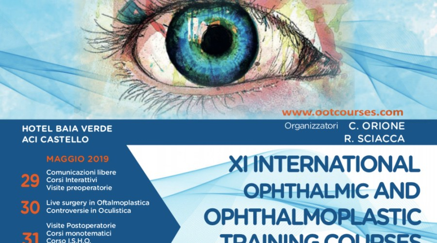 11xi international ophthalmic and ophthalmoplastic training courses header