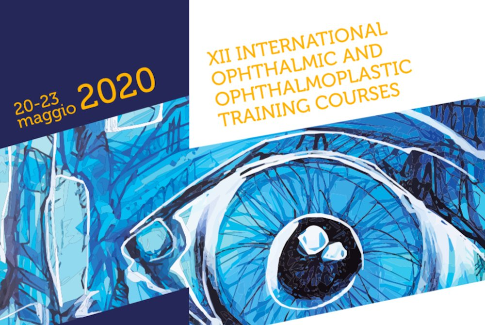 xii international ophthalmic and ophthalmoplastic training courses featured image