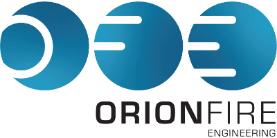 Orion Fire Logo