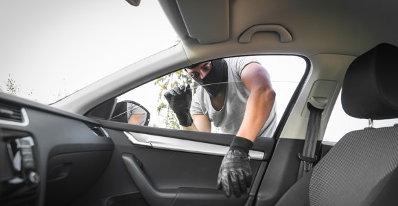 auto robbery and theft prevention