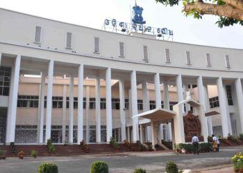 The Odisha Assembly