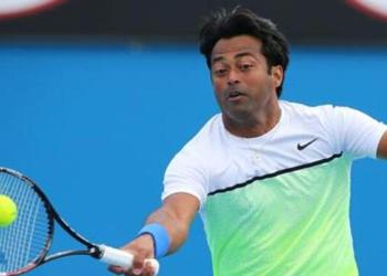 Paes and his Kiwi teammates, seeded third, lost 6-3, 6-7(8), 9-11 to the unseeded combo of Marcel Granollers and Sergiy Stakhovsky.