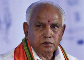 This will be the fourth stint for Yeddyurappa as the Chief Minister-- the last one was after the May 2018 Assembly polls.