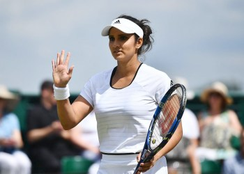 In her quest to make a comeback to competitive tennis after more than two years after becoming a mother, the 32-year-old Sania is training vigorously for about four hours a day and has shed 26 kilos in the process.