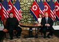 Talks between Pyongyang and Washington have stalled since a second summit between US President Donald Trump and North Korean leader Kim Jong Un in Hanoi in February collapsed without an agreement.